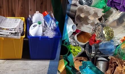residuos y reciclaje